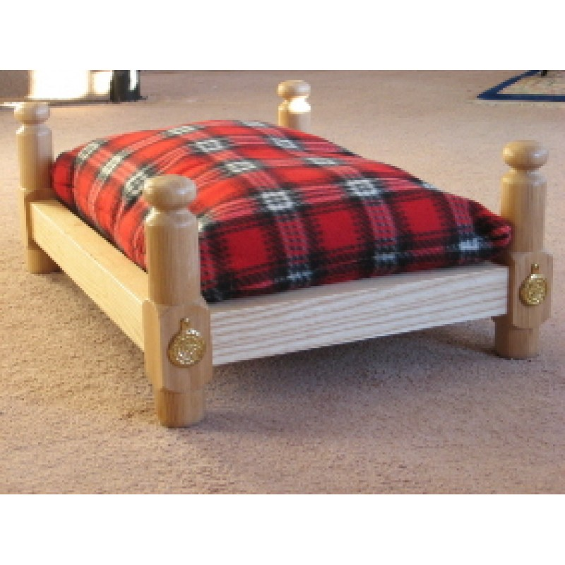 Fabulous Classic Ash Wooden Pet Bed NB07