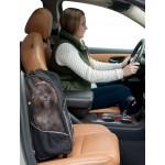 Pet Gear I-Go Sport Pet Carrier in Black as a car seat