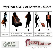 Multipurpose Pet Travel Items