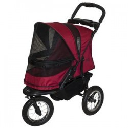 Strollers category of pet products