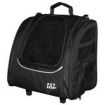 Pet Gear Traveler I-GO2 pet carrier in black