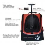 Pet Gear Traveler I-GO2 pet carrier front details