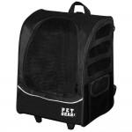 Pet Gear Plus Traveler I-GO2 pet carrier in Black