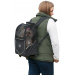 Pet Gear I-Go Sport Pet Carrier can be worn as a back pack