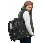Pet Gear I-Go Sport Pet Carrier can worn over one shoulder as a bag carrier