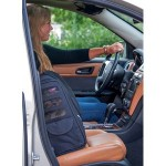 Pet Gear Escort I-GO2 pet carrier in Black as a car seat