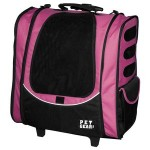 Pet Gear Escort I-GO2 pet carrier in Pink