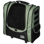 Pet Gear Escort I-GO2 pet carrier in Sage