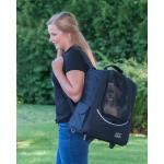 Pet Gear Escort I-GO2 pet carrier in Black as a shoulder bag