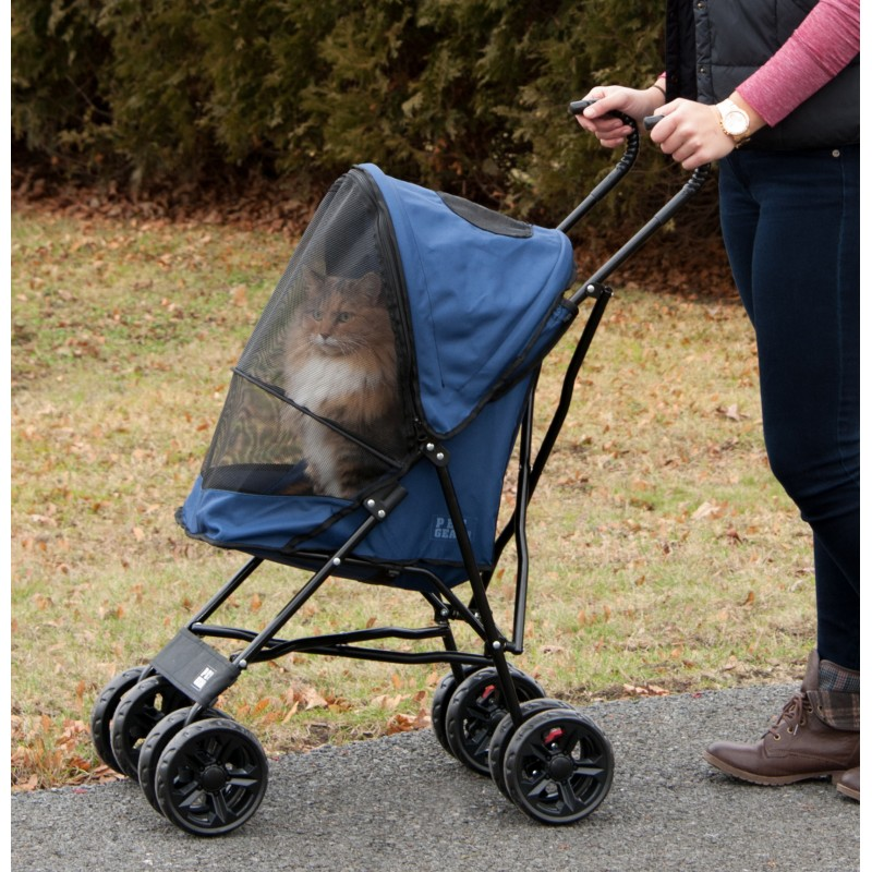 Travel Lite Pet Dog and Cat Stroller