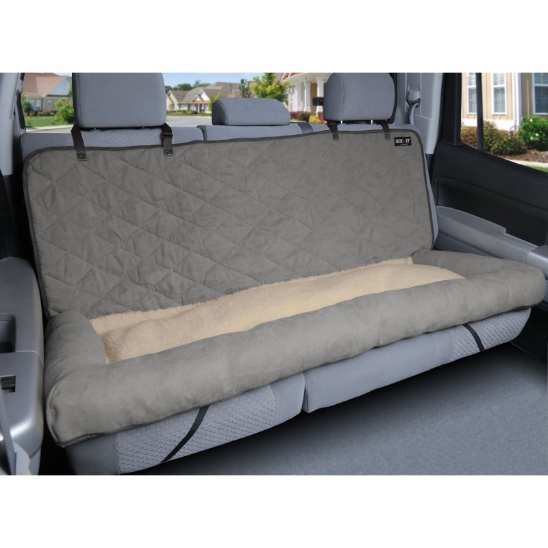 Car Cuddler Pet Bed Seat Cover